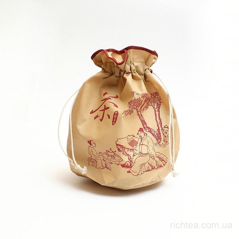 Подарочный мешочек для чая, 36*32 см