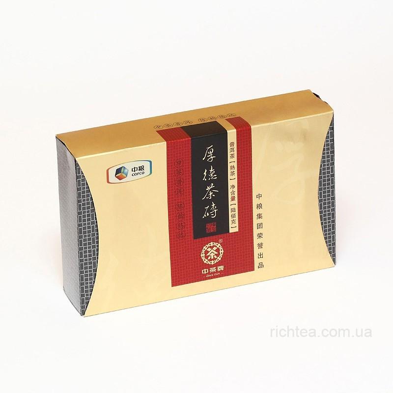 Пуэр Шу China Tea 2012
