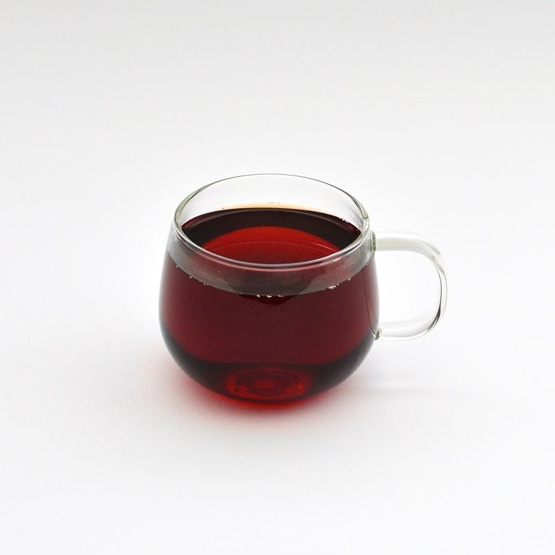 Стеклянная чашка, 300 мл