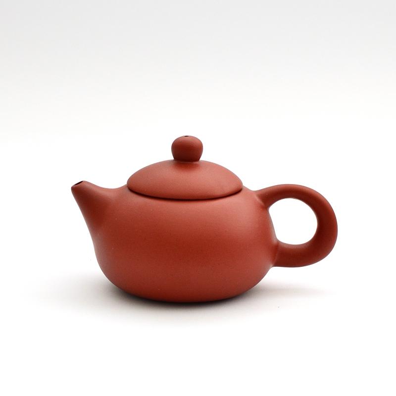 Чайник из красной глины 130 мл (Акция!)